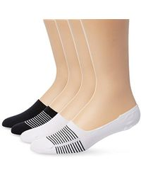 Levi's - 4 Pack 168 Series Striped Liner Socks - Lyst