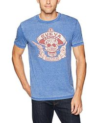 1d19efd2 Lucky Brand - Tequila Shooters Graphic Tee - Lyst