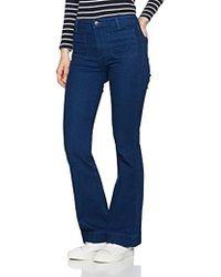 Wrangler - Flared Jeans - Lyst