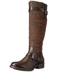 Miz Mooz - Archer Extended Calf Boot - Lyst