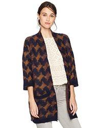 Lucky Brand - Iona Cardigan Sweater - Lyst