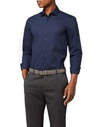 Tommy Hilfiger - Core Stretch Poplin Slim Shirt Business - Lyst