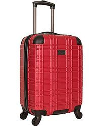 """Ben Sherman - Luggage Nottingham 20"""" Embossed Pap 4-wheel Carry-on - Exclusive - Lyst"""