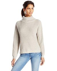 French Connection - Otis Turtleneck Sweater - Lyst