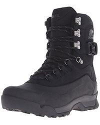 Sorel - Paxson Tall Waterproof Snow Boot - Lyst