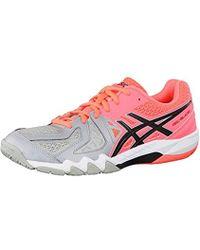 asics squash shoes blade