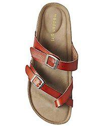 Madden Girl - Bryceee Toe Ring Sandal - Lyst