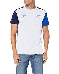 Hackett - Aston Martin Racing Multi Tee T-shirt - Lyst