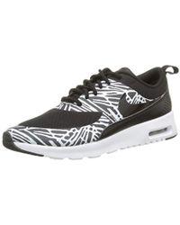 Nike - Air Max Thea Print Running Shoes - Lyst