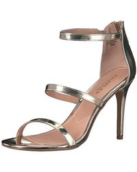 Charles David - Charles By Womens Ria Open Toe Casual Ankle Strap - Lyst