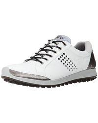 Ecco - Biom Hybrid 2 Golf Shoe - Lyst