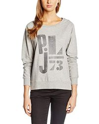 Pepe Jeans - Manuela Long Sleeve Sweatshirt - Lyst dacfd6f480f