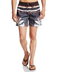 9133fb8ed0 DIESEL - Bmbx-mark-e Calzonci Swim Shorts - Lyst