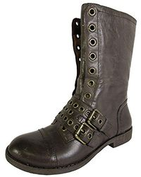 BCBGeneration - Galaxi Ankle Boot - Lyst
