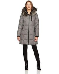 SOIA & KYO - Chrissy-fx Down Coat - Lyst