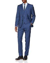 HUGO - Herren Astian/Hets182V1 3-teiliger Anzug. per pack - Lyst
