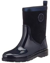 Mit Dino Allover Winterboots Blau Damen Print In Short Ii« »classic 5jLAR43