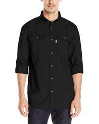 Carhartt - Long Sleeve Solid Work Shirt - Lyst
