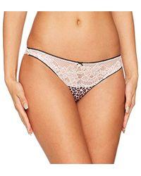 Guess - Brazilian Bikini Bottoms - Lyst