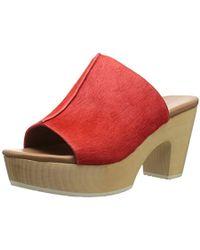 eb42533e8f9 Elie Tahari - Tortuga Mule-inspired Sandal - Lyst