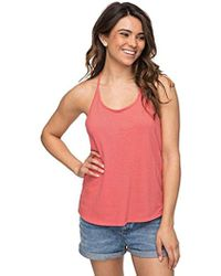Roxy - Nothing Changes Tank Top - Lyst
