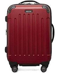 Kenneth Cole Reaction - Renegade - 20 Expandable 8-wheeled Upright/ Carry-on (red) Pullman Luggage - Lyst