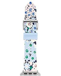 Kate Spade - 38mm Apple Watch Band, Blue Floral, Kss0015 - Lyst