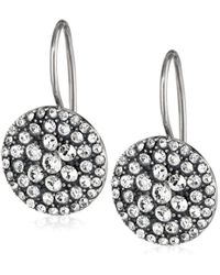 Fossil - S Vintage Glitz Earrings - Lyst