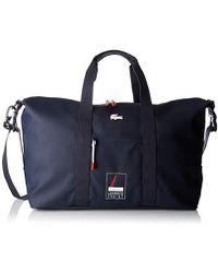 1620d389271602 Lacoste  s Nh1597ne Cross-body Bag