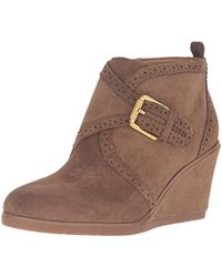 Franco Sarto - Arielle Ankle Bootie - Lyst
