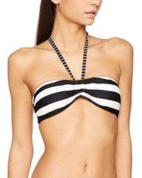 Esprit - Redondo Beach Bandeau Bikini Top - Lyst