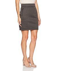 Woolrich - Lochlyn Fleece Skirt - Lyst