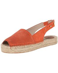 French Connection - Lucya Espadrille Sandal - Lyst