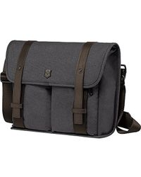 Victorinox - Architecture Urban Lombard Laptop Messenger Bag - Lyst