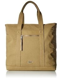Lacoste - S Summer Large Shopper Bag - Lyst