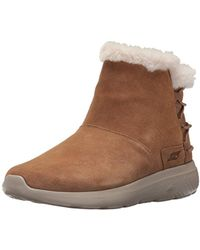 Skechers - On-the-go City 2 Boots - Lyst