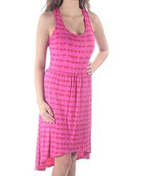 Kensie - Tie-dye Dress - Lyst