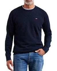 Levi's - Original Hm Icon Crew Sweatshirt - Lyst