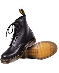 Dr. Martens - Unisex Adults' 1460 Smooth 59 Last Boat Shoes - Lyst