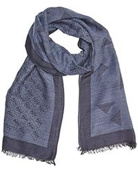 Guess - Not Coordinated Scarf - Lyst