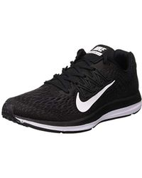 buy popular c06f3 29070 Nike - Winflow 5 Running Shoes, (black white anthracite 001),