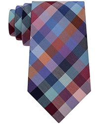 Tommy Hilfiger - Super Multi Grid Tie - Lyst