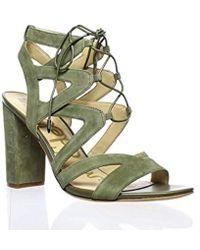 7321f74db15fa Sam Edelman - Yardley Dress Sandal - Lyst