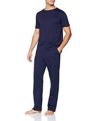 Tommy Hilfiger - Cn Ss Pyjama Set - Lyst