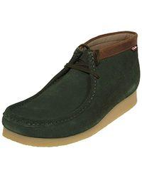 6dcdb6f83445fc Lyst - Clarks Men s Stinson Hi Boots in Brown for Men