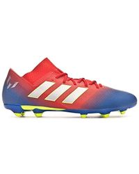 new concept 1a11e 9cb82 adidas - s Nemeziz Messi 18.3 Fg Football Boots White - Lyst