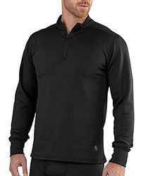 Carhartt - Big & Tall Base Force Extremes Super Cold Weather Quarter Zip Sweatshirt - Lyst
