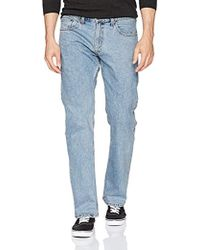 0059f811 Signature by Levi Strauss & Co. Gold Label Relaxed Jeans (titan) Jeans in  Blue for Men - Lyst