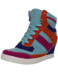 N.y.l.a. Penthea Fashion Sneaker - Blue