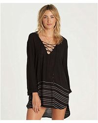Billabong - Same Story Cover Up - Lyst